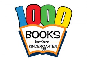 1,000 Books Before Kindergarten App is Here!