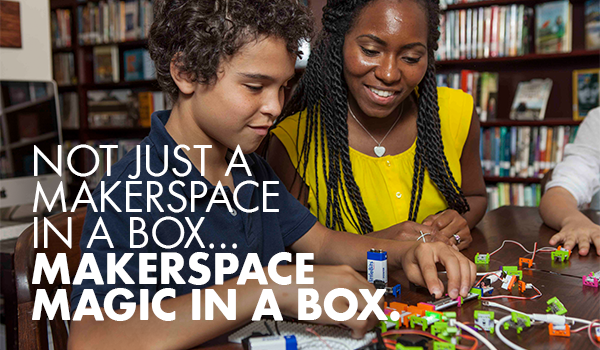 Makerspace Magic – Get Your Free Librarian's Guide