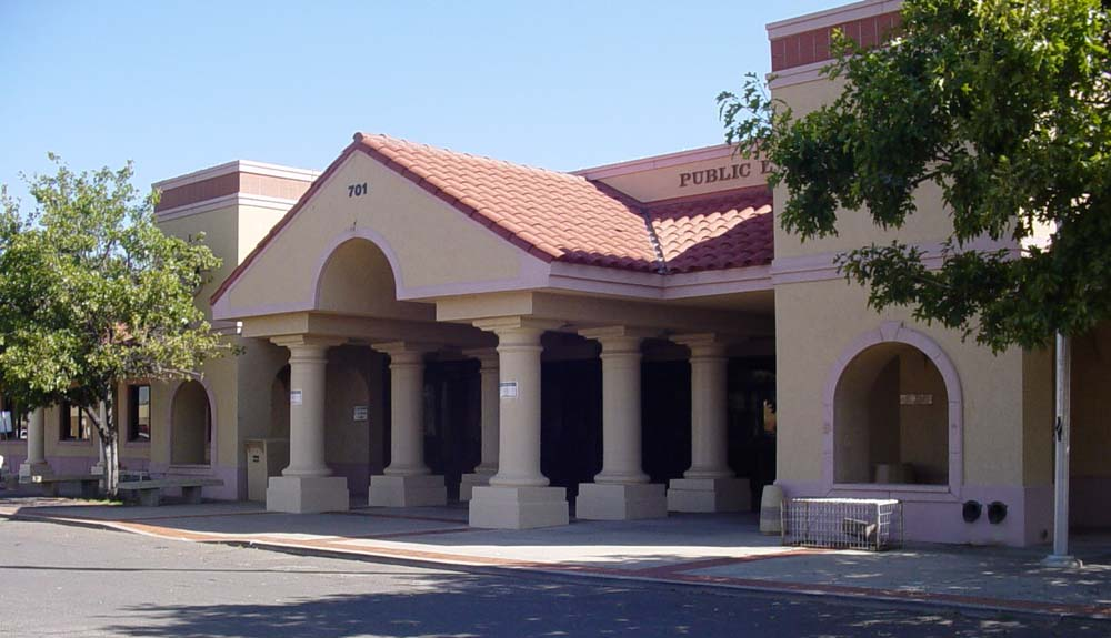 Support for the Clovis-Carver Public Library, New Mexico