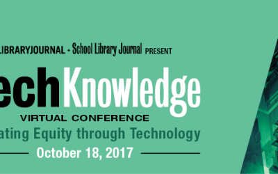 TechKnowledge: Free Virtual Conference on Library Technology from Library Journal