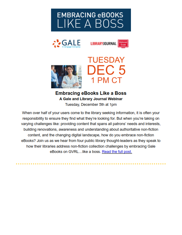 WVLS Newsletter 22 November 22 2017 page 5