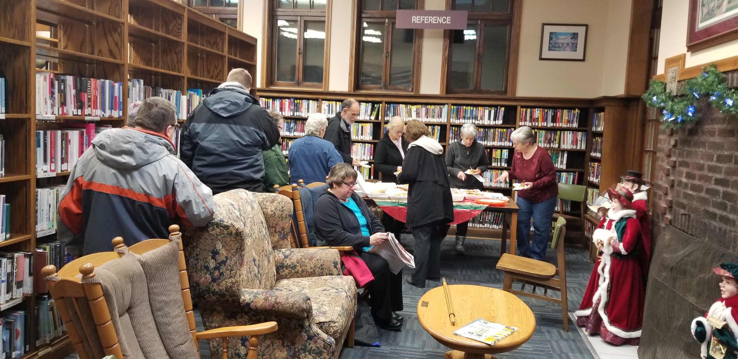 Neillsville After Hours @ the Library