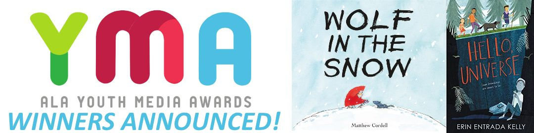 American Library Association Announces 2018 Youth Media Award Winners