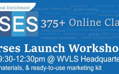 Gale Courses Launch Workshop