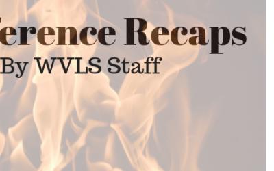 WLA Conference Recap: Podcasting