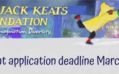 Ezra Jack Keats Mini-Grants Now Available