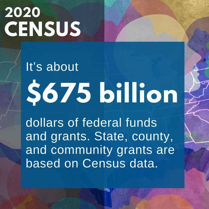 2020 Census: It's About 675 billion