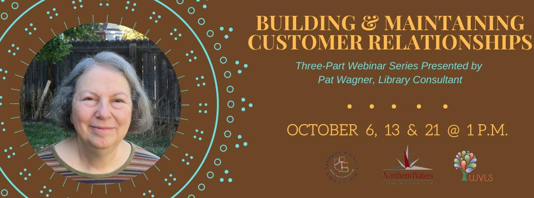 October Webinar Series