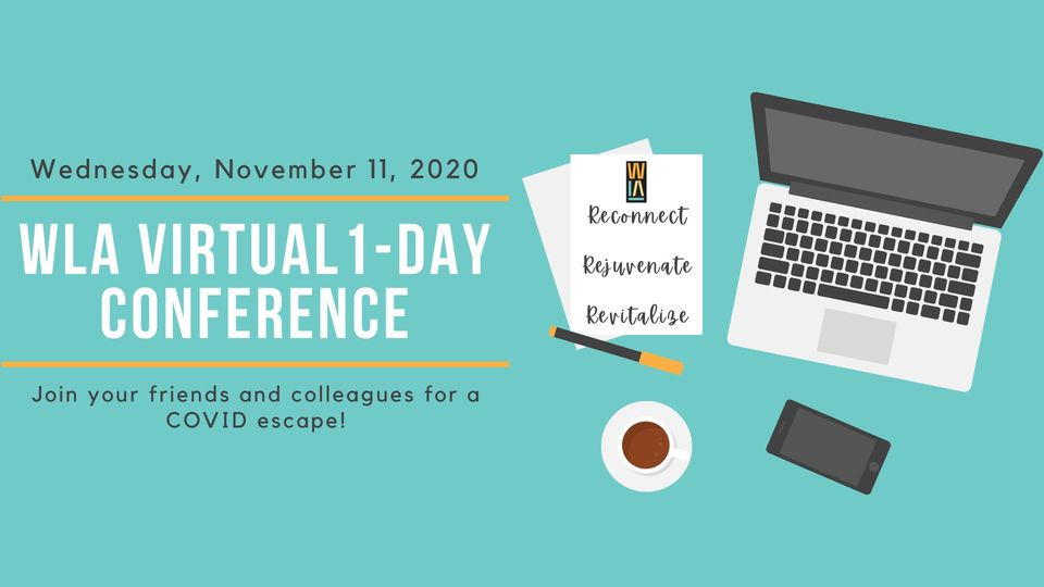 WLA Holds Virtual One Day Conference