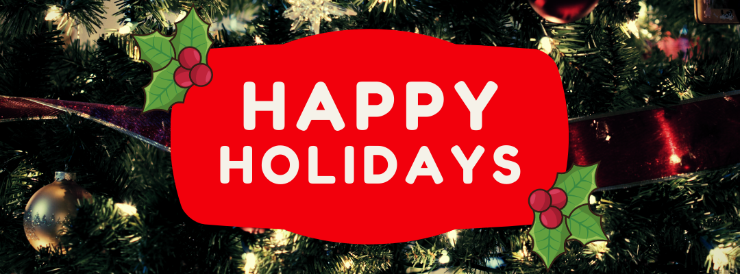 WVLS is closed on Dec. 24 & 25