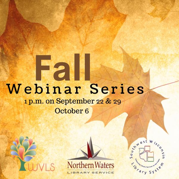Fall Webinar Series